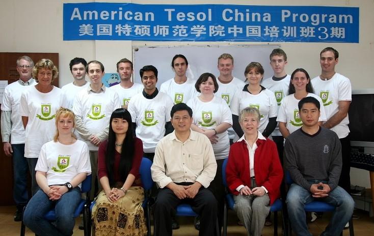 巴克兰海外教育集团总裁欧文先生来访美国TESOL中国管理中心 - TESOL中国总部 - 美国TESOL教育学会中国总部官方博客