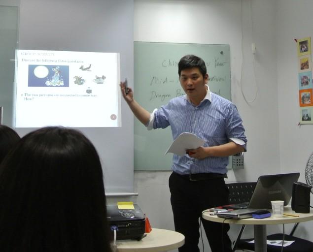 美国TESOL中国(上海)第十三期TESOL国际高级英语教师考试圆满结束 - TESOL中国总部 - 美国TESOL教育学会中国总部官方博客