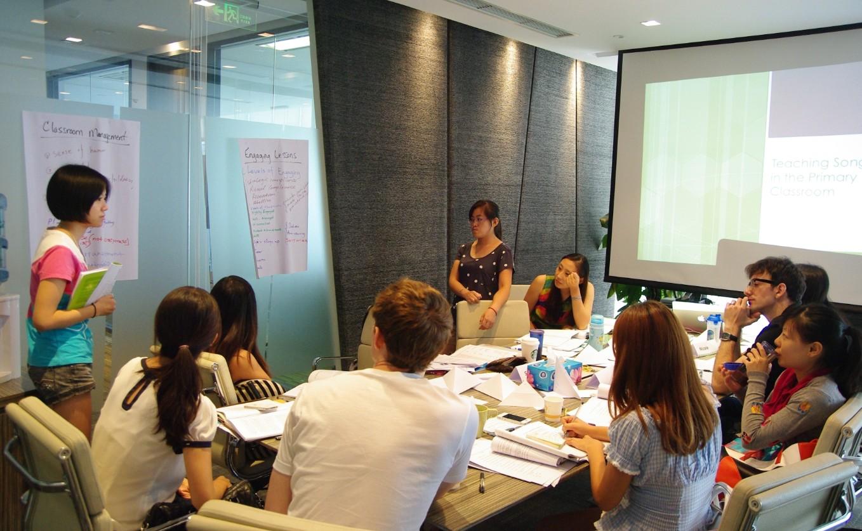 美国TESOL中国(四川)第三期TESOL国际英语教师认证培训正式启动 - TESOL中国总部 - 美国TESOL教育学会中国总部官方博客