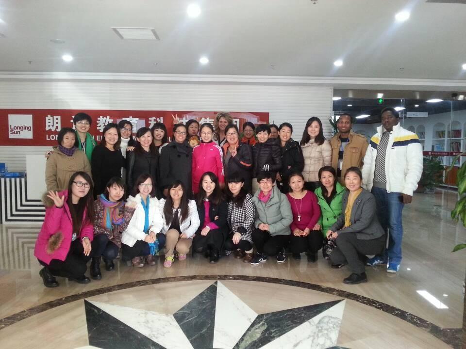 朗训教育第十期TESOL国际英语教师集训班在北京圆满结束